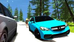 Mercedes-Benz E63 W212 AMG для GTA 4