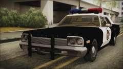 Dodge Monaco 1974 LSPD IVF для GTA San Andreas