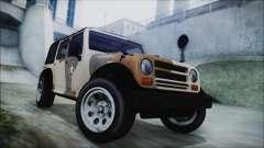 GTA 5 Canis Crusader IVF для GTA San Andreas