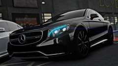 Mercedes-Benz S63 Coupe AMG 2015