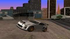 Nissan 350Z Rally для GTA San Andreas