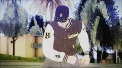 GTA Online Skin (DLC Lowriders) для GTA San Andreas