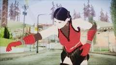 Tekken Tag Tournament 2 Zafina Dress v1