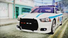 Dodge Charger SRT8 2012 Iraqi Police для GTA San Andreas