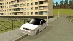 Ваз 2112 Бункер 0.2v для GTA San Andreas