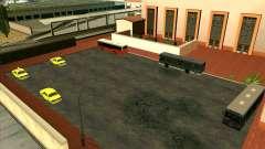 Припаркованный транспорт для GTA San Andreas