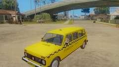 ВАЗ 2131 7-Дверное Такси