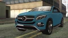 Mercedes-Benz GLE 450 AMG 2015