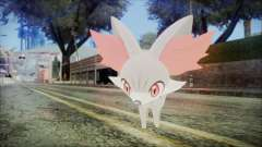 Fennekin Shiny (Pokemon XY)