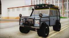 Land Rover Series 3 Off-Road для GTA San Andreas