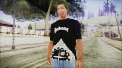 San Andreas T-Shirt для GTA San Andreas