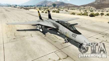 Grumman F-14D Super Tomcat Redux для GTA 5