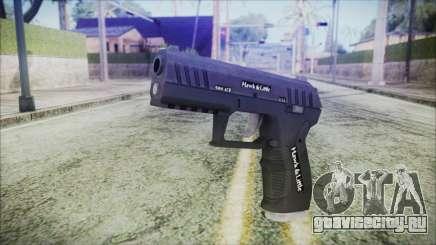 GTA 5 Combat Pistol v2 - Misterix 4 Weapons для GTA San Andreas