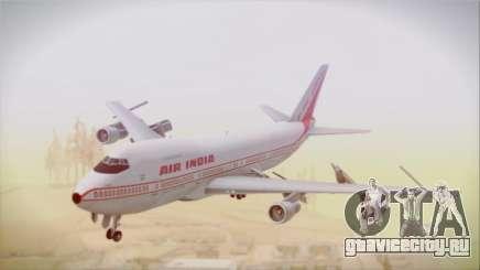Boeing 747-237Bs Air India Akbar для GTA San Andreas