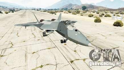 Т-50 ПАК ФА v0.02 для GTA 5