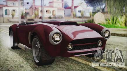 GTA 5 Declasse Mamba IVF для GTA San Andreas