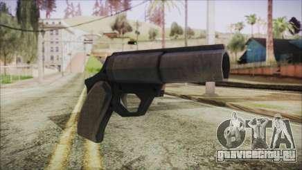 GTA 5 Flare Gun - Misterix 4 Weapons для GTA San Andreas