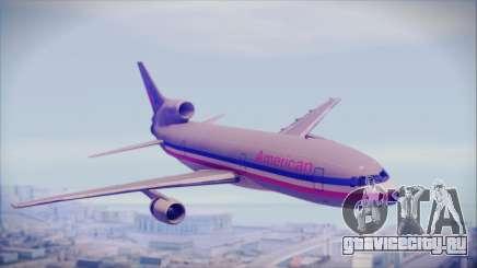 Lockheed L-1011 Tristar American Airlines для GTA San Andreas