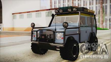 Land Rover Series 3 Off-Road для GTA San Andreas