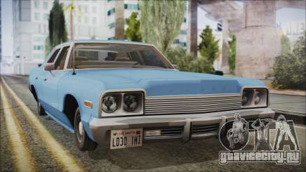 Dodge Monaco 1974 Civilian для GTA San Andreas