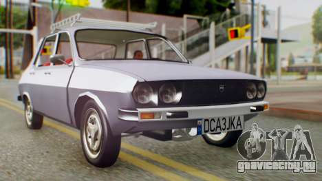 Dacia 1310 v2 для GTA San Andreas