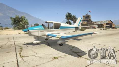 Robin DR-400 для GTA 5