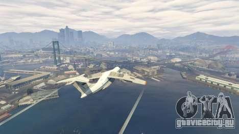 ИЛ-76М v1.1 для GTA 5 восьмой скриншот