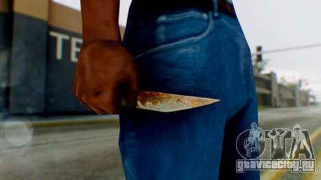 Shank для GTA San Andreas третий скриншот
