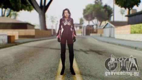 Jillanna для GTA San Andreas второй скриншот