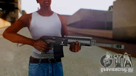 GTA 5 Heavy Shotgun - Misterix 4 Weapons для GTA San Andreas третий скриншот