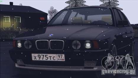 BMW M5 E34 Touring 1995 для GTA San Andreas