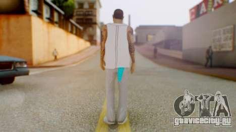 New Cesar HD для GTA San Andreas третий скриншот