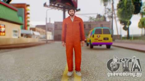 FOR-H Prisoner для GTA San Andreas второй скриншот