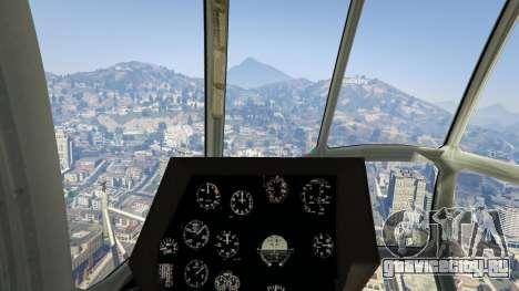 Ми-8 для GTA 5 четвертый скриншот