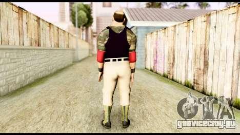 WWE Sgt Slaughter 2 для GTA San Andreas третий скриншот