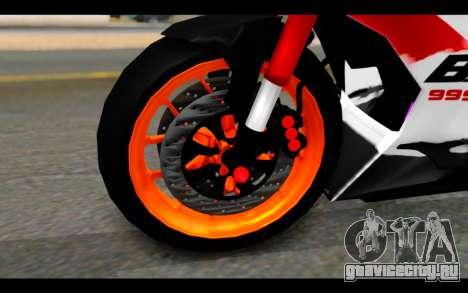 Bajidi 1R для GTA San Andreas вид справа