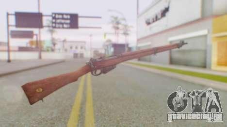 Arma OA Lee Enfield для GTA San Andreas второй скриншот
