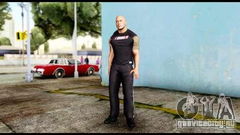 WWE The Rock 2 для GTA San Andreas второй скриншот