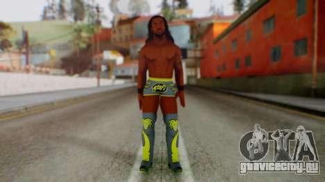 WWE Kofi для GTA San Andreas второй скриншот