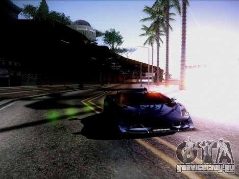 Фиксированный закат для GTA San Andreas второй скриншот