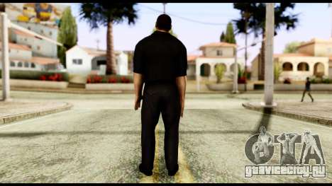 WWE SEC 2 для GTA San Andreas третий скриншот
