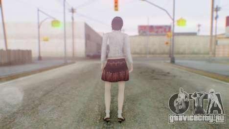 Fatal Frame 4 Madoka для GTA San Andreas третий скриншот