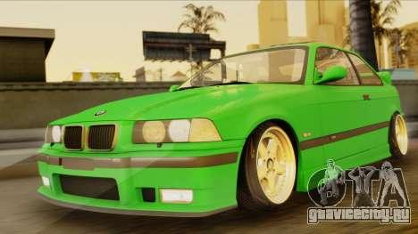 BMW M3 E36 [34RS671] для GTA San Andreas