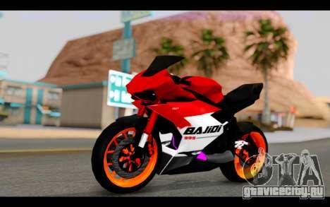 Bajidi 1R для GTA San Andreas