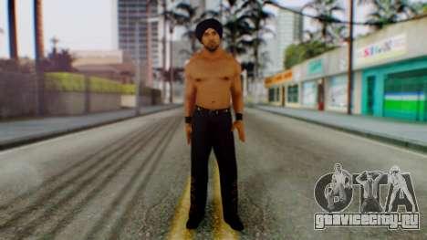 Jinder Mahal 1 для GTA San Andreas второй скриншот