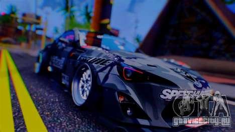 Aero Project Art 0.248 для GTA San Andreas пятый скриншот