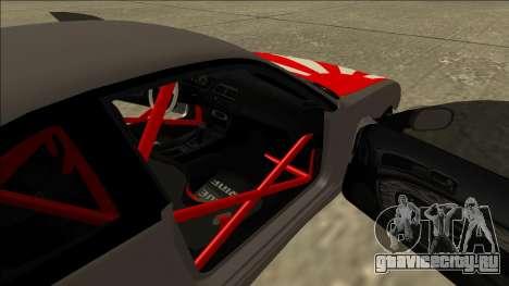Nissan Silvia S14 Drift JDM для GTA San Andreas вид сбоку