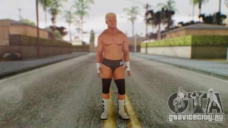 Dolph Ziggler 1 для GTA San Andreas второй скриншот