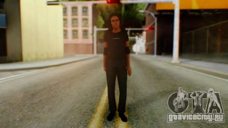 Stephani WWE для GTA San Andreas второй скриншот