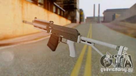 GTA 5 Heavy Shotgun - Misterix 4 Weapons для GTA San Andreas второй скриншот